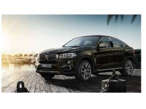 La nouvelle BMW X6