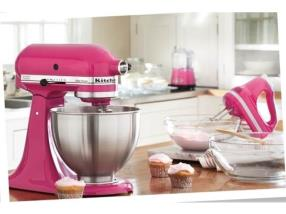 Robot ménager Pink Kitchenaid