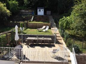 Aménagement d´un jardin