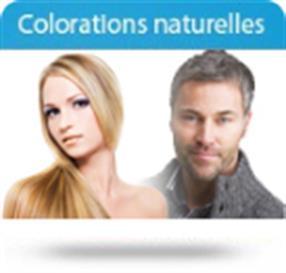 Colorations naturelles