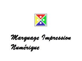 Marquage Impression Numérique