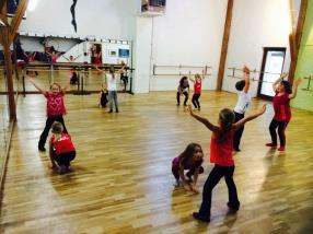 Jazz-Ballet (enfant à partir de 7 ans)