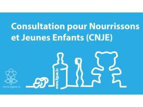 Consultations pour nourrissons et jeunes enfants