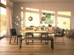 Handmade furniture, made in Luxembourg