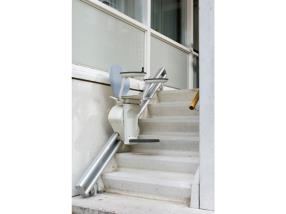 Monte-escaliers extérieur