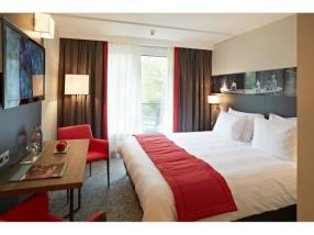 Chambre d'hôtel tout confort
