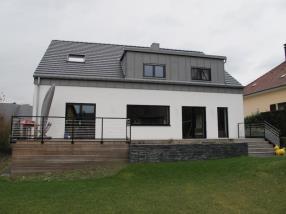Exemple d'une rénovation et modernisation d'une maison