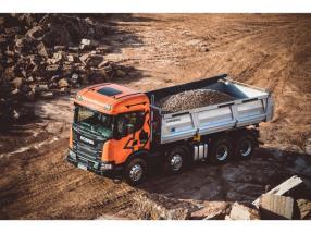 Gamme XT Scania - pour les défis de taille