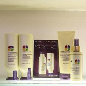PUREOLOGY - Serious color care - Perfect 4 Platinum