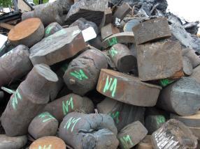 Récupération fers & métaux