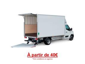 Location camionnette