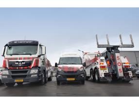 Dépannage et remorquage camion 7J/7