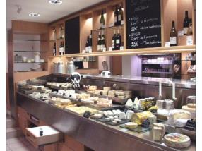 AMENAGEMENT FROMAGERIE - LUXEMBOURG