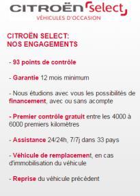 Citroën Select Occasion