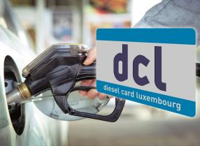 Diesel Card Luxembourg