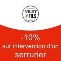 -10% intervention d'urgence
