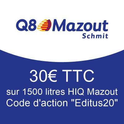 Action sur HIQ Mazout